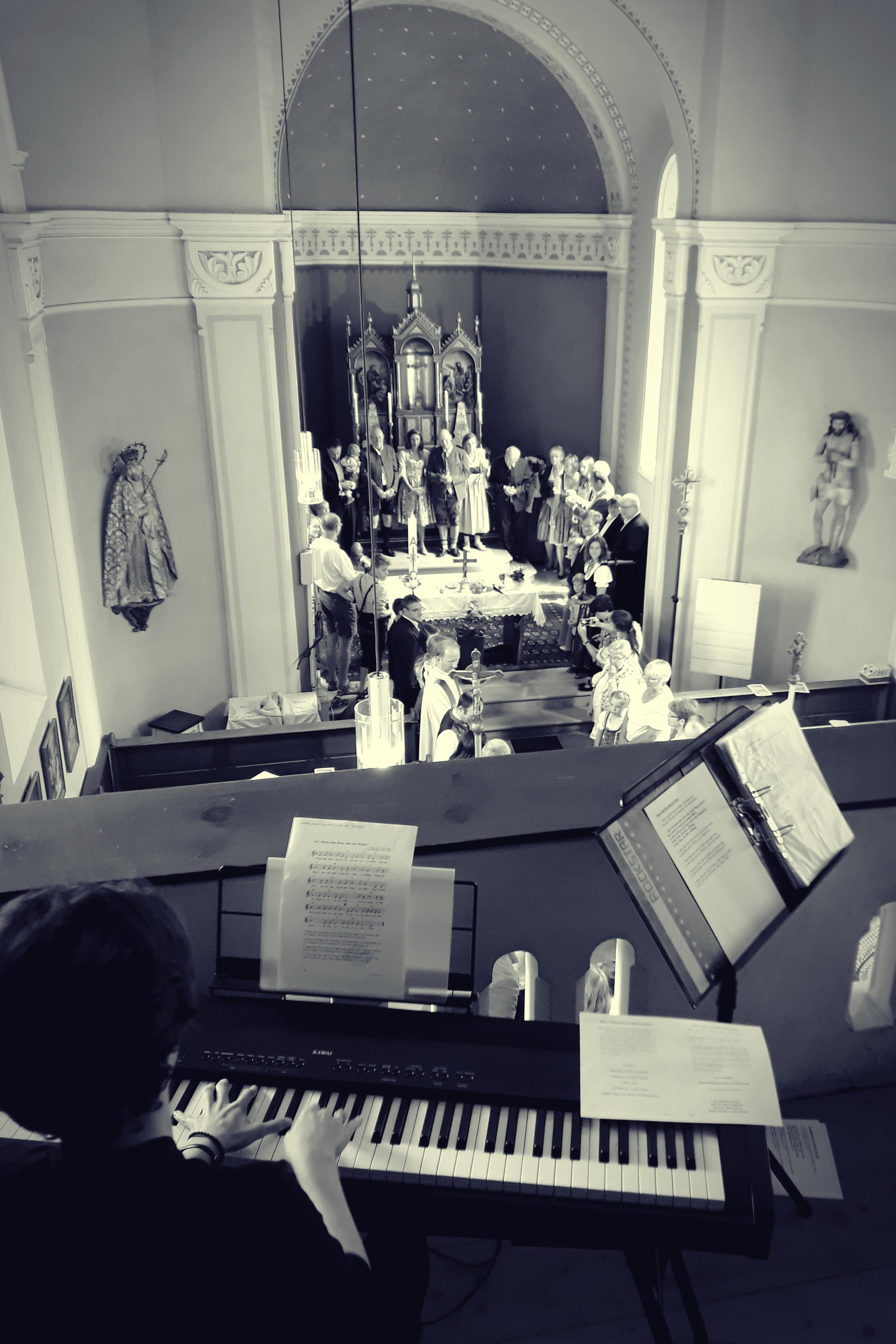 Musik Für Hochzeit Taufe Staging